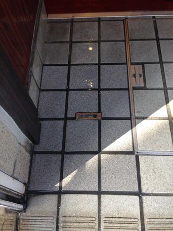 自動ドア施工完了