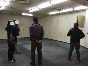 大阪市駅前第二ビル 新店舗工事 施工前