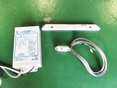 シャッター安全装置部品
